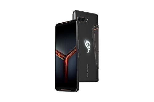 Asus - ROG Phone II Strix Edition ZS660KL noir 128Go, 8Go de RAM