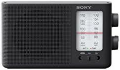 Sony ICF-19 AM/FM Analog Radio with 400 Hour Battery Life