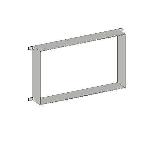 Emco montageframe voor asis prime 2 verlichte spiegelkast 1600 mm - 949700015
