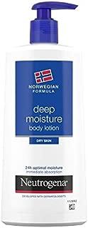Neutrogena Norwegian Formula Deep Moisturiser Body Lotion - Dry Skin (400ml)