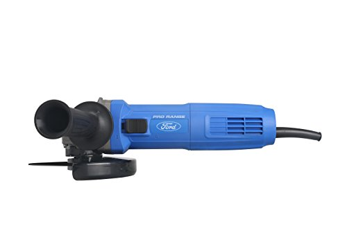 Ford Tools FP7-0002 Amoladora Angular Profesional, 115 mm