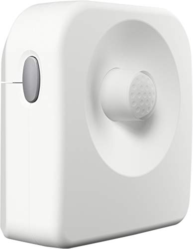 OSRAM Smart+ Motion Sensor, ZigBee Bewegungsmelder für die automatische Steuerung von Licht, integrierter Temperatursensor, Direkt kompatibel mit Echo Plus und Echo Show (2. Gen.)