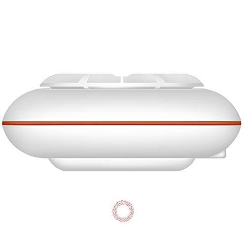 Mini USB Ultrasonic Turbine Spin Dryer Laundry Washer Portable Washing Machine,Travel Washing Device Machine for Clothes,Vegetable Fruit, Underwear,Socks,Glasses LLWS4895-Red