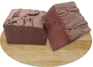Home Made Creamy Fudge Chocolate - 1 Lb Box