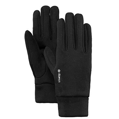 Barts Unisex Handschuh, Schwarz (Schwarz) S/M