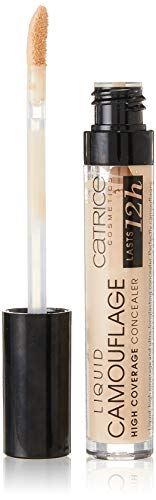 Catrice Camouflage Liquid Light Beige 020 1er Pack(1 x 40 grams)
