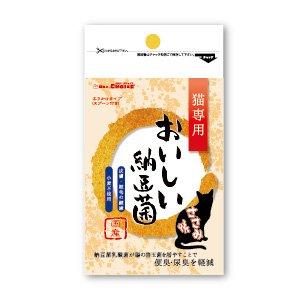 猫専用おいしい納豆菌80gささみ味