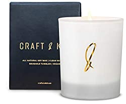 Gifts for Yourself and others: candle