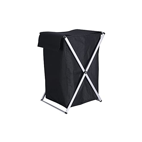 NAOTA Soporte Plegable para cestas de Almacenamiento Impermeables cestas de Ropa Sucia de Tela, cestas de Ropa Sucia de Oxford para Uso doméstico/lavandería/baño/Dormitorio