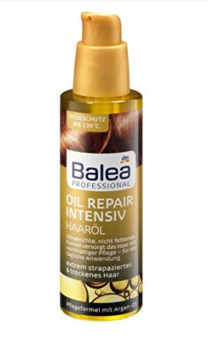 Reparación intensiva de aceite de aceite profesional para el cabello, 100 ml