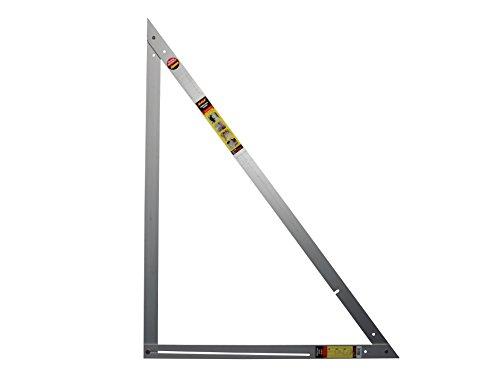 CH Hanson 345EK 3 feet x 4 feet x 5 feet 90 degree Aluminum Folding Layout Asquare