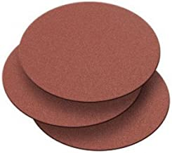 Record Power BDS150/  / 60/ grain size / Self-Adhesive Sanding Discs Pack of 3/