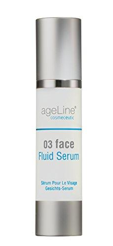 ageLine cosmeceutic 03 face Fluid Serum, 1 Stück