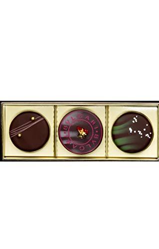 BVLGARI IL CIOCCOLATO(ブルガリ イル チョコラート)『チョコレート・ジェムズ 3個入(NBHRー0031)』