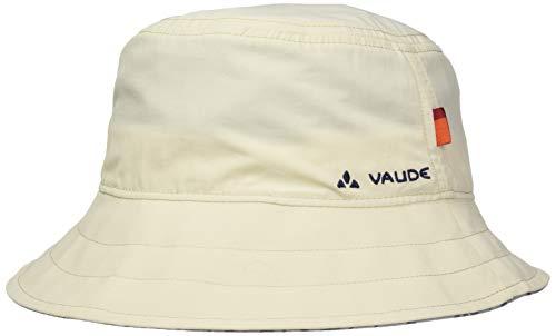 VAUDE Kids Linell Hat II Chapeau, Blanc cassé/Anthracite, m Enfant
