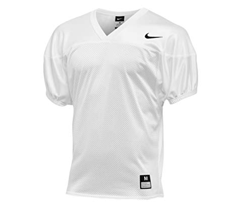 Nike Team Core Practice Jersey White XL