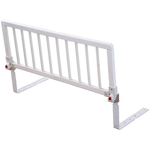 Barandillas para camas Tren cama plegable de seguridad Guardia lateral for ancianos,...