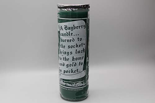 Bayberry Spiritual Candle