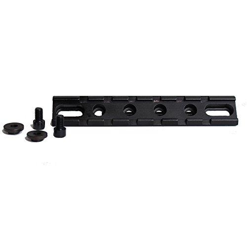 Rifle táctico de Aluminio Picatinny Scope Rail Base RIS 20mm Estándar Weaver Rail Mount