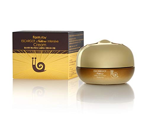 Farm Stay - Schneckencreme Escargot Noblesse Intensive Cream/Creme - Tagescreme Anti Falten Aging - 50g