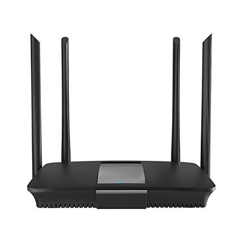1200 Mbps, draadloos, WLAN, dual-band, 2,4 GHz/5, 1 WAN + 4 LAN Gigabit poort 802.11Ac 4 * Router externe antenne voor kantoor Internet Gaming