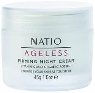 Natio Ageless Firming Night Cream 45g by Natio