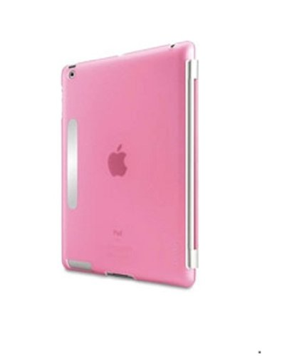 Belkin Snap Secure Case for The 3rd Generation New iPad - Pink