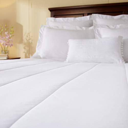 Sunbeam Heated Mattress Pad | Quilted, 10 Heat Settings,...