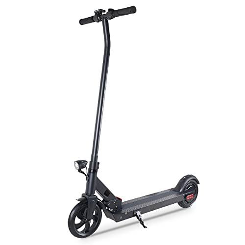 Windgoo Elektroroller, Faltbarer E-Scooter Maximale Geschwindigkeit 20 km/h Anti Rutsch Reifenhöhe einstellbar, Elektro Scooter für Teenager und Erwachsene (T10)