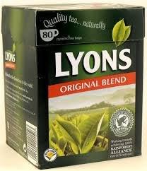 Lyons Pyramid Original Irischer Tee, 80Teebeutel (2 Packungen)