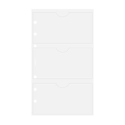 Filofax 133616 Personal Visitenkartenhülle
