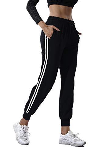 FITTOO Pantaloni Donna Yoga Pants per Ginnastica Fitness Sport Pantaloni Casual