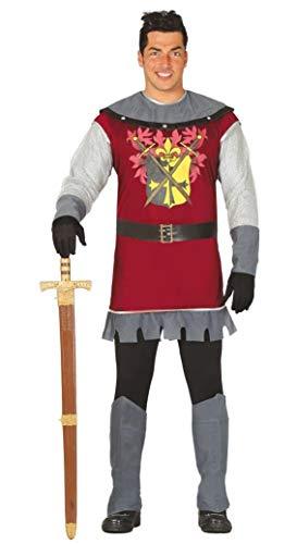 Guirca 80831 - Principe Medieval Adulto Talla L 52-54