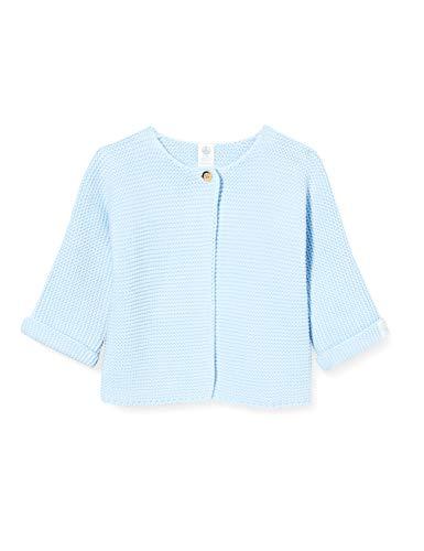 Petit Bateau Cardigan Sweater Baby Jungen Gr. 62, Kreisel