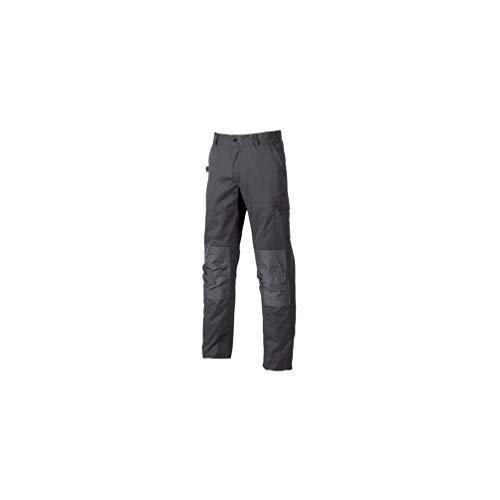 U-Power Alfa Combinaison de Travail, Gris (Grey Meteorite Gm), XX-Large (Taille Fabricant:56) Homme