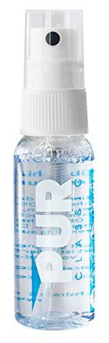 PUR CLASSIC Antibeschlag Spray 30 ml | PREMIUM Made in Germany | universell einsetzbar | ideal geeignet für Brillen, Skibrillen, Sportbrillen u. Taucherbrillen, Autoscheiben,Helmvisiere, Bad, Visiere