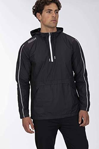 Hurley M Onshore Jacket Chaqueta, Hombre, Black, S