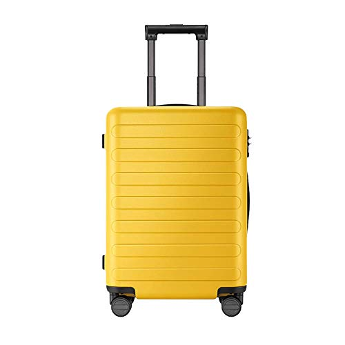 Lowest Price! SNUA PC Hard Shell Travel Trolley case 4 Rounds TSA Customs Lock, 24\ Medium 28\ Large...