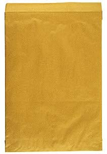 Jiffy Green Padded Bag Large Letter Envelope Size 00 105x229mm Recyclable 10-50