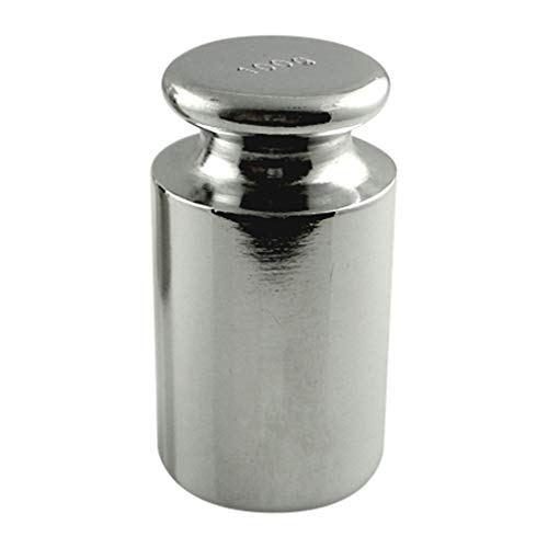 American Weigh Scales Calibration Weight for AWS Digital Scale, Carbon Steel, Chrome Finish, 100g (100WGT)