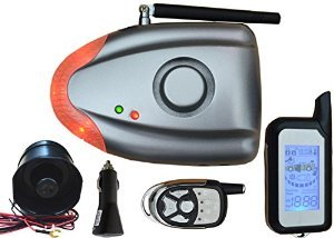 FineSell Car Alarm 2 Way Autoalarmanlage