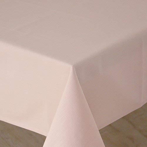 ブルーミング中西『撥水加工テーブルクロス無地デリシャスカラー』