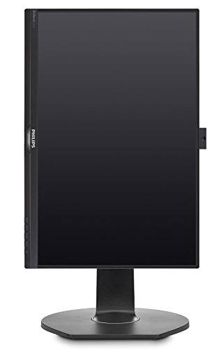 Philips 221b7qpjkeb/00(21,5 Zoll) Monitor WLED(Auflösung 1920x 1080Pixel, Technologie, ohne Daisy Chain, Kontrast 1000: 1,5ms, VGA, mit Webcam) schwarz