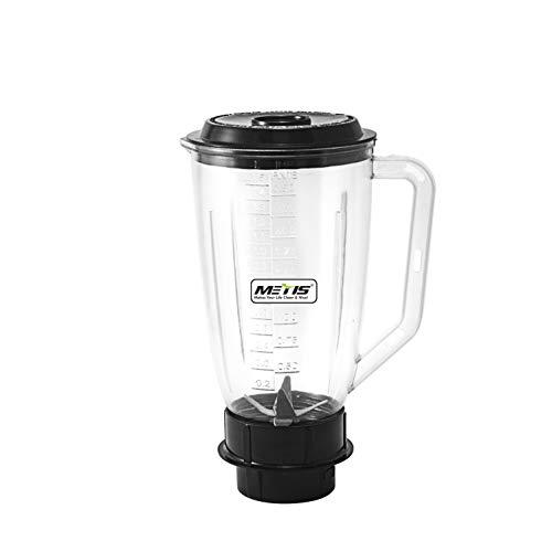 METIS Blender Mix Juicer Jar , 1500 ml (Multicolour)