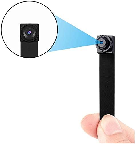 Wi-Fi Hidden Spy Camera Module, Mini Sem Fio 1080P HD Portable DIY Pinhole Gravação De Vídeo, Monitoramento De Segurança Home Covert, Nanny Cam Com Detecção De Movimento Para Casa E Escritório