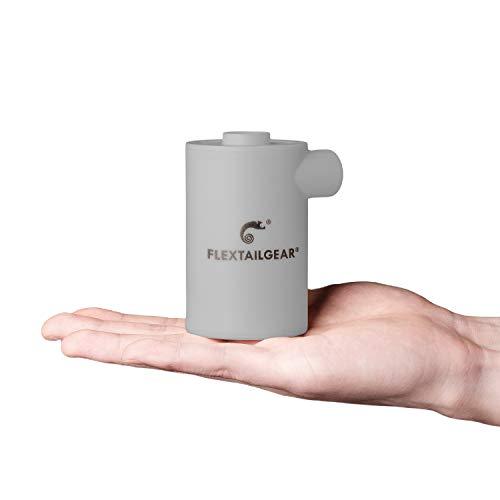 FLEXTAILGEAR MAX Pump 2020 EPS ポータブルエアポンプ 3600mAHバッテリーUSB充電式ポンプ付き、携帯電話の充電器としても使用でき、エアマットレス、プールのおもちゃ、水泳リング、エアクッション、真空バッグの急速な膨張と収縮に使用できます。
