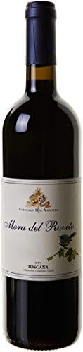Usiglian del Vescovo Toscana Rosso Igt vendemmia 2016 Mora del Roveto - 3 Bottiglie da 750 ml