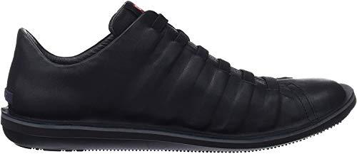 Camper Herren Beetle Sneaker, Schwarz (Black 1), 42 EU