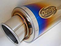 アウテックス New SKYWAVE250 TYPES (2006年) 用 マフラー タイプ:OUTEX.R-BSTG スカイウェイブ250タイプS