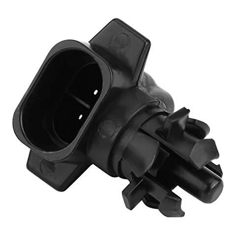 Tsubaya Umgebungslufttemperatursensor 9152245 Außentemperatursensor Auto Umgebungslufttemperatursensor Autoteile - Schwarz